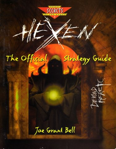 Hexen Official Strategy Guide