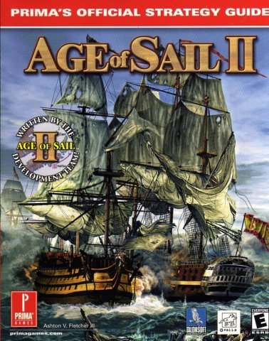 Age Of Sail II Official Strategy Guide