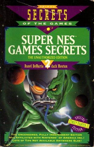 Super NES Games Secrets Volume 2