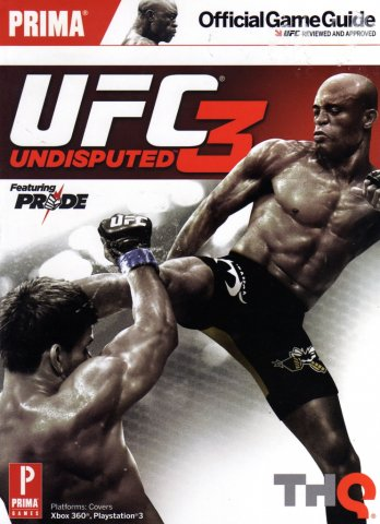 UFC 3 Undisputed Official Game Guide
