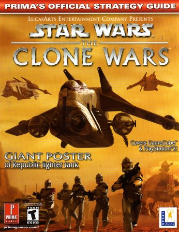 Star Wars - The Clone Wars Official Strategy Guide