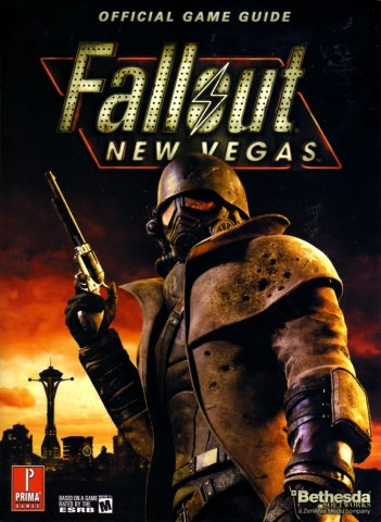 Fallout New Vegas Official Game Guide