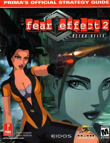 Fear Effect 2: Retro Helix Official Strategy Guide