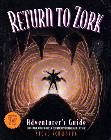 Return To Zork Adventurer's Guide