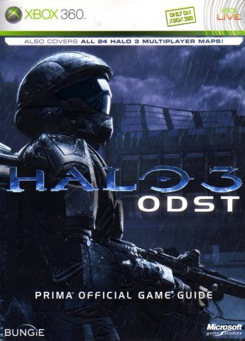 Halo 3: ODST Official Game Guide
