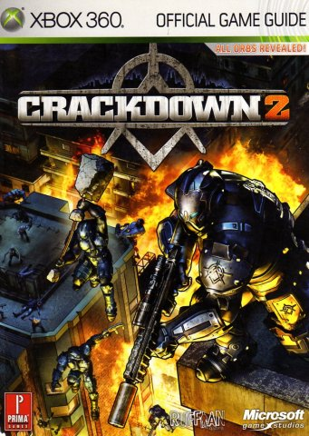 Crackdown 2 Official Game Guide