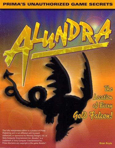 Alundra Unauthorized Game Secrets