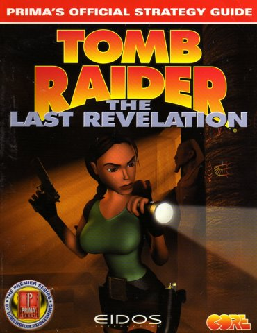 Tomb Raider - The Last Revelation Official Strategy Guide