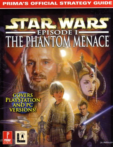 Star Wars Episode I - The Phantom Menace Official Strategy Guide