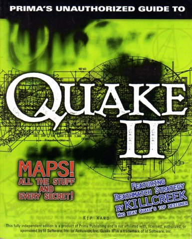 Quake II Unauthorized Guide
