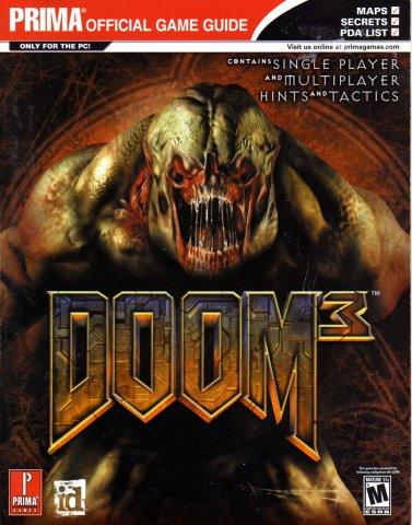 Doom III Official Game Guide