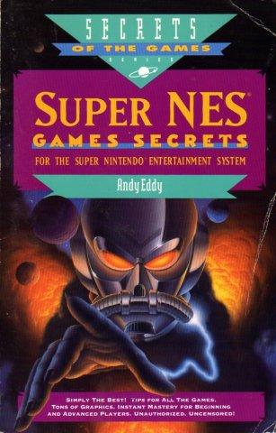 Super NES Games Secrets Volume 1