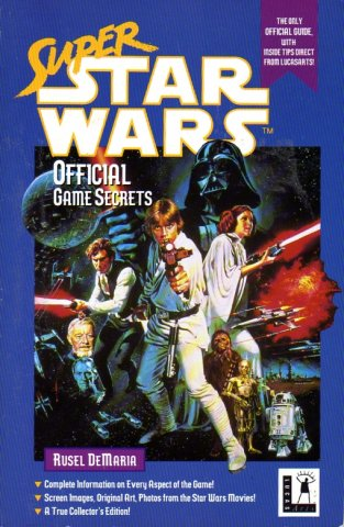 Super Star Wars Official Game Secrets