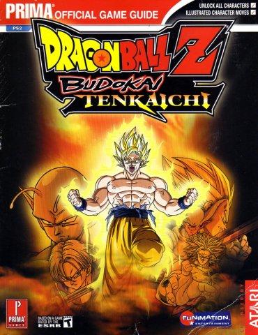 Dragon Ball Z Budokai Tenkaichi Official Game Guide