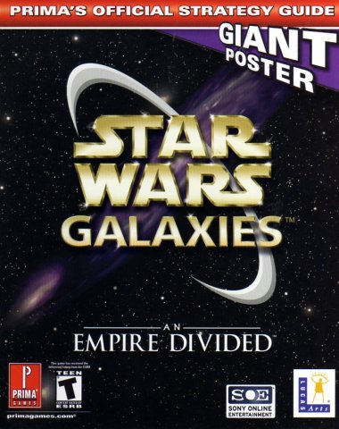 Star Wars Galaxies: An Empire Divided Official Strategy Guide