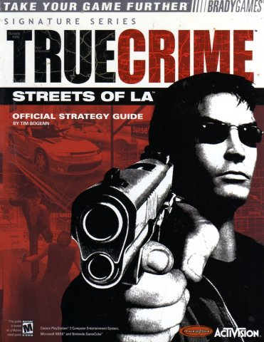 True Crime: Streets Of L.A. Official Strategy Guide
