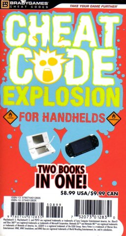 Cheat Code Explosion For Handhelds (2010 Edition)