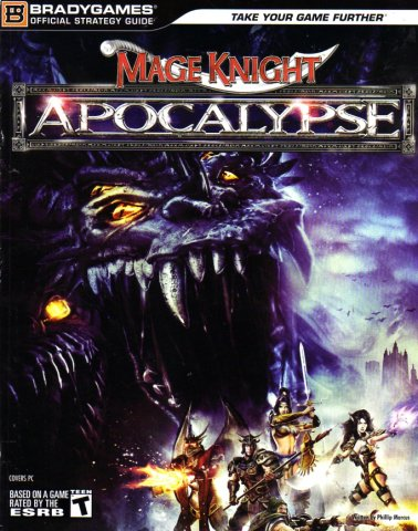 Mage Knight: Apocalypse Official Strategy Guide