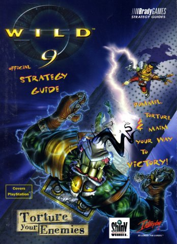 Wild 9 Official Strategy Guide