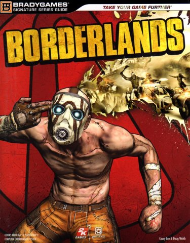 Borderlands Official Strategy Guide