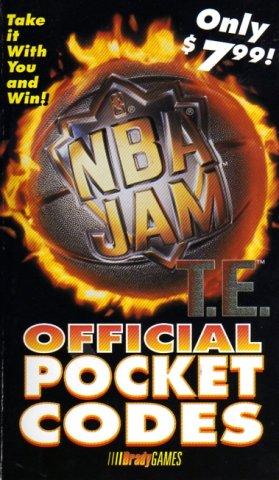 NBA Jam TE Official Pocket Codes