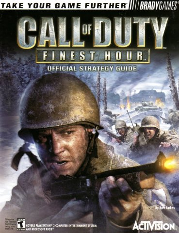 Call Of Duty: Finest Hour Official Strategy Guide