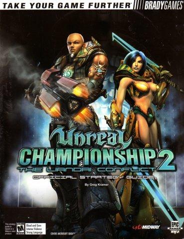 Unreal Championship 2: The Liandri Conflict Official Strategy Guide