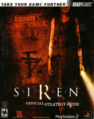 Siren Official Strategy Guide