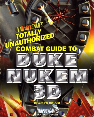 Duke Nukem 3D Totally Unauthorized Combat Guide
