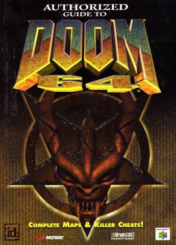 Doom 64 Authorized Guide