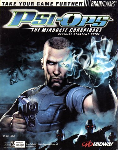 Psi Ops: The Mindgate Conspiracy Official Strategy Guide