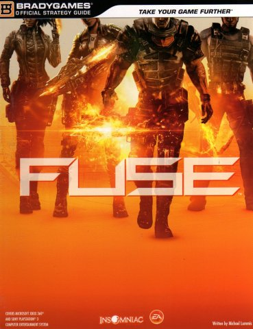 Fuse Official Strategy Guide