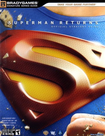 Superman Returns Official Strategy Guide