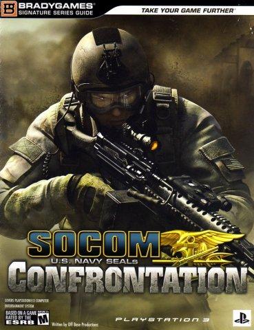 SOCOM US Navy SEALs: Confrontation Signature Series Guide