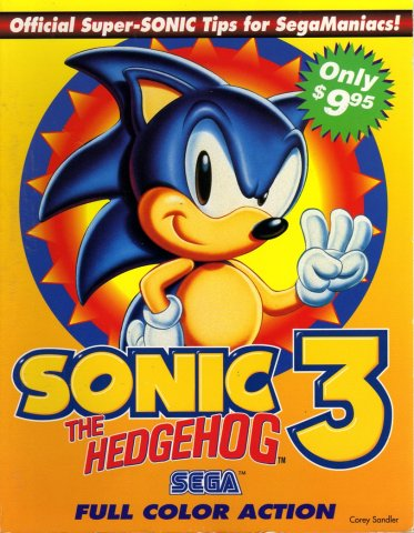 Sonic The Hedgehog 3 Official Super-SONIC Tips