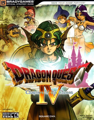 Dragon Quest IV: Chapters of the Chosen Official Strategy Guide