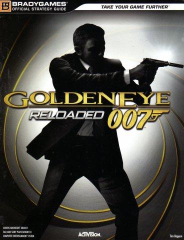 Goldeneye 007: Reloaded Official Strategy Guide