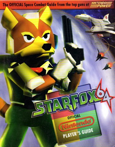 StarFox 64 Official Nintendo Player's Guide