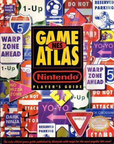 NES Game Atlas Nintendo Player's Guide