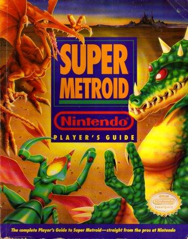 Super Metroid Nintendo Player's Guide