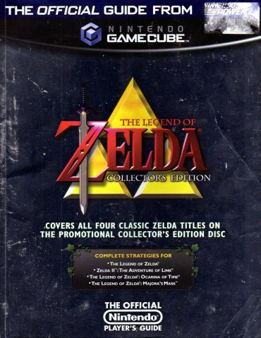 Legend Of Zelda Collector's Edition Official Guide