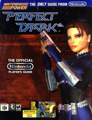 Perfect Dark Official Nintendo Player's Guide