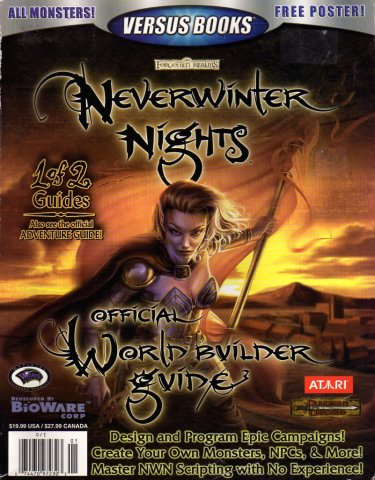Neverwinter Nights Official World Builder Guide