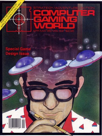 Computer Gaming World Issue 021 April May 1985