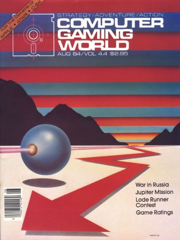 Computer Gaming World Issue 017 August September 1984