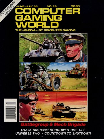 Computer Gaming World Issue 029 June 1986