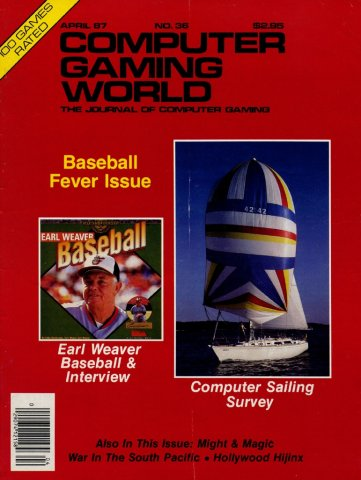 Computer Gaming World Issue 036 April 1987