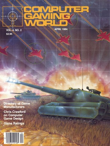 Computer Gaming World Issue 015 April May 1984