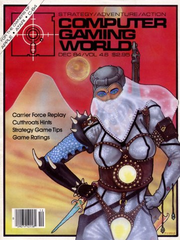 Computer Gaming World Issue 019 December 1984