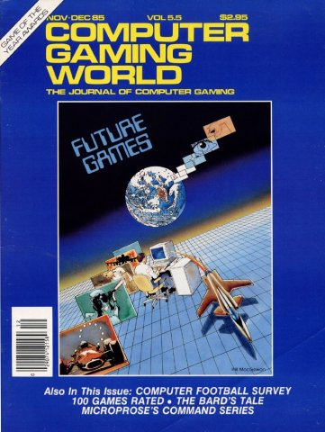Computer Gaming World Issue 024 November December 1985